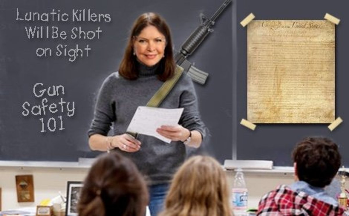 Teachers and Guns: A Recipe for Disaster