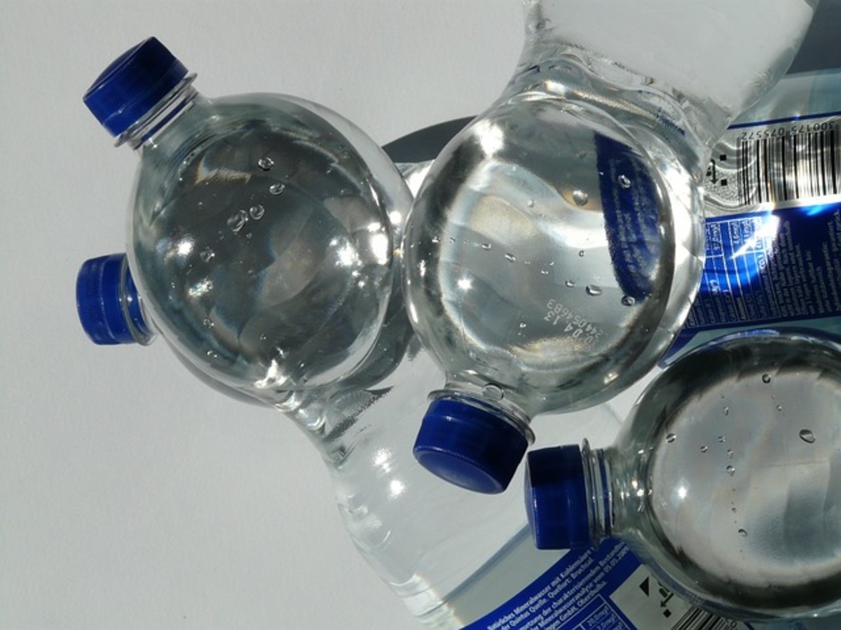 3 Tips for Quitting the Bottled Water Habit
