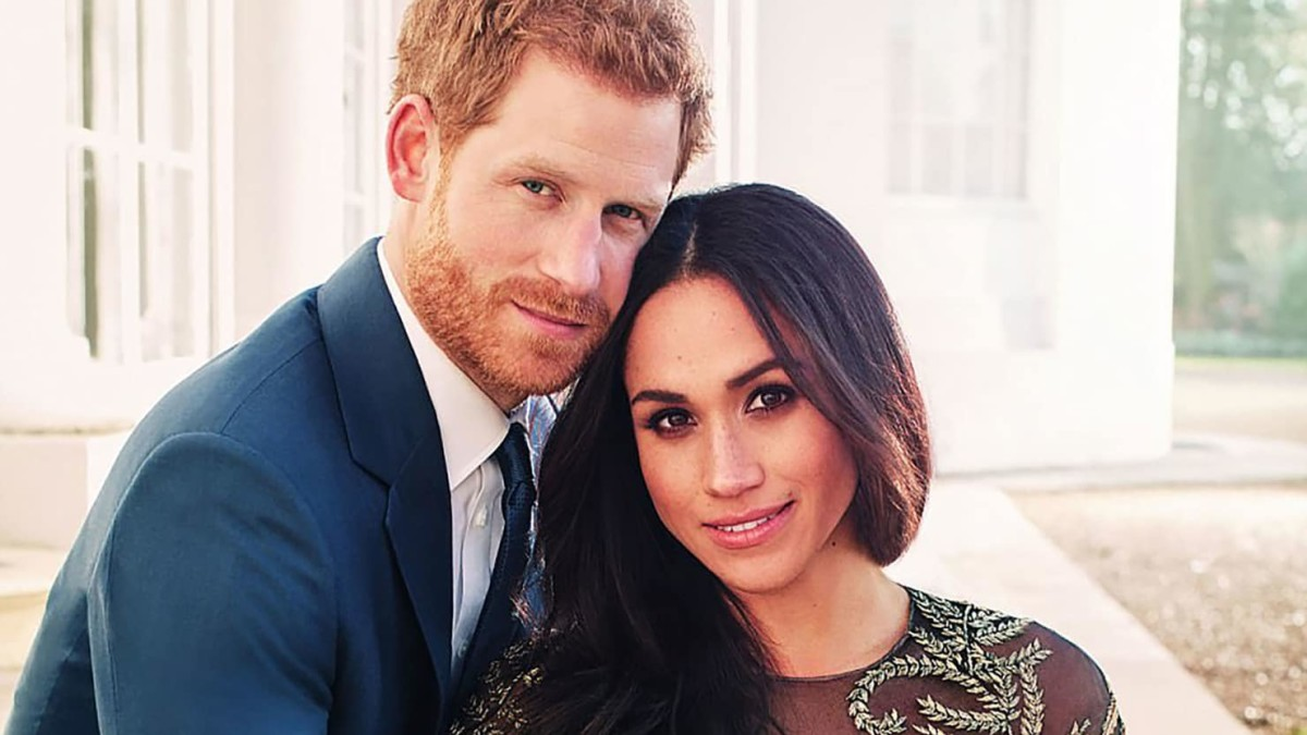 Prince Harry and Meghan Markle announced engagement in November 2017.