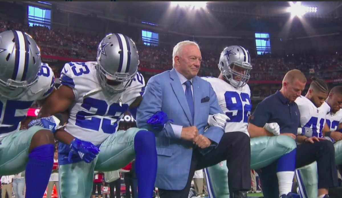 Jerry Jones and Cowboys