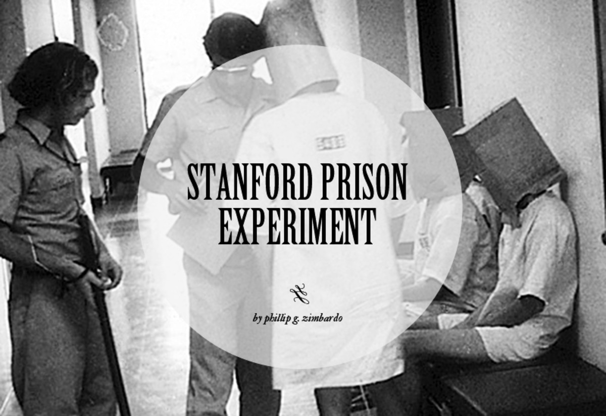 The Zimbardo Prison Experiment