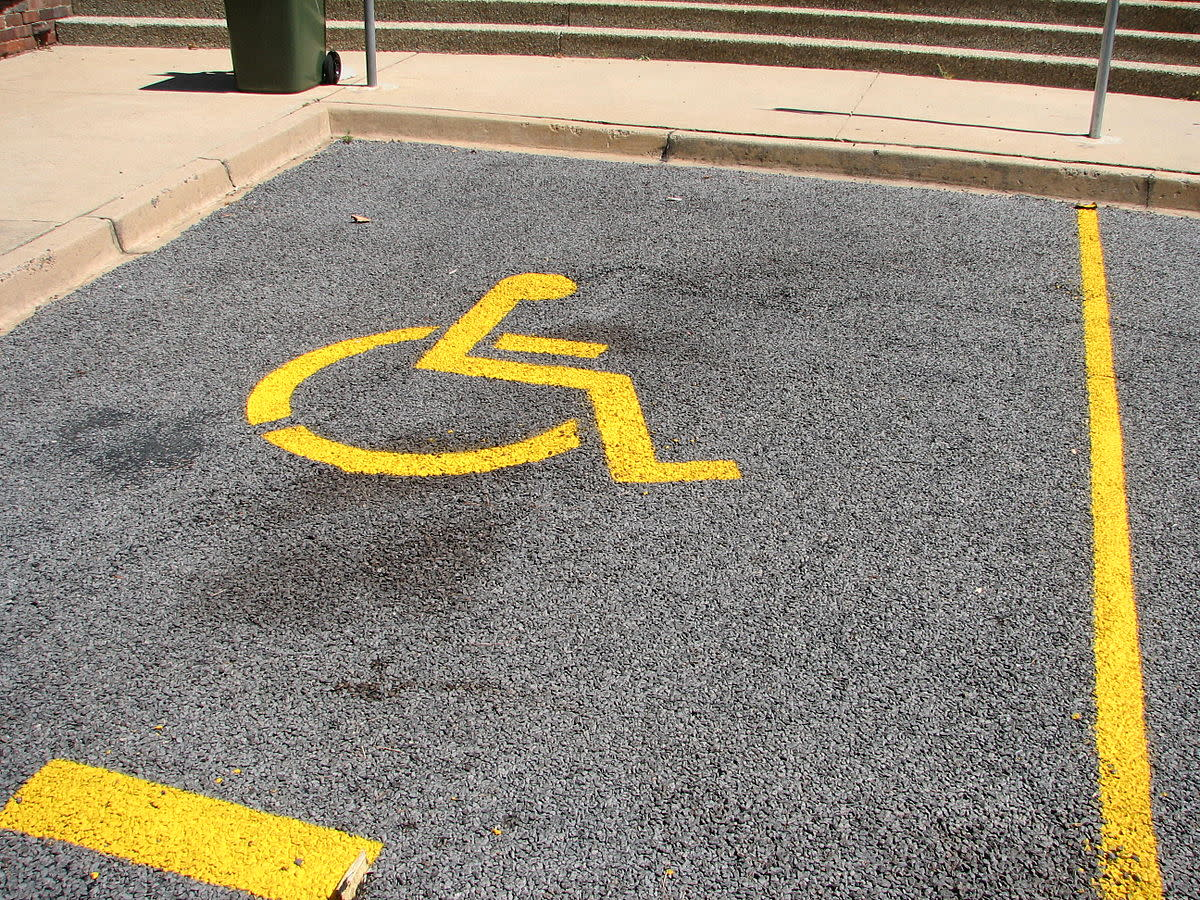 Why Nasty Notes on the Cars of Handicapped Parking Violators Is a Bad Idea