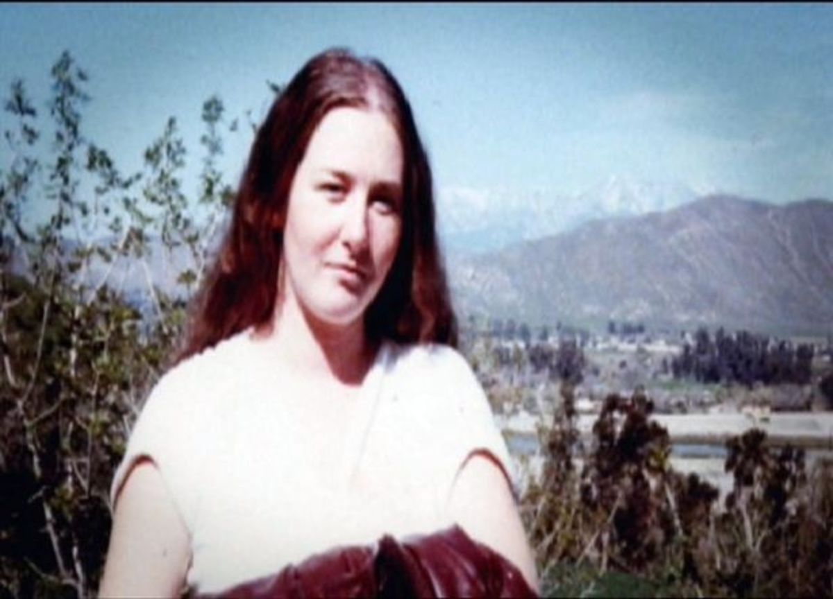 Colleen Stan before her nightmare began. She was 20 years old when she was abducted.