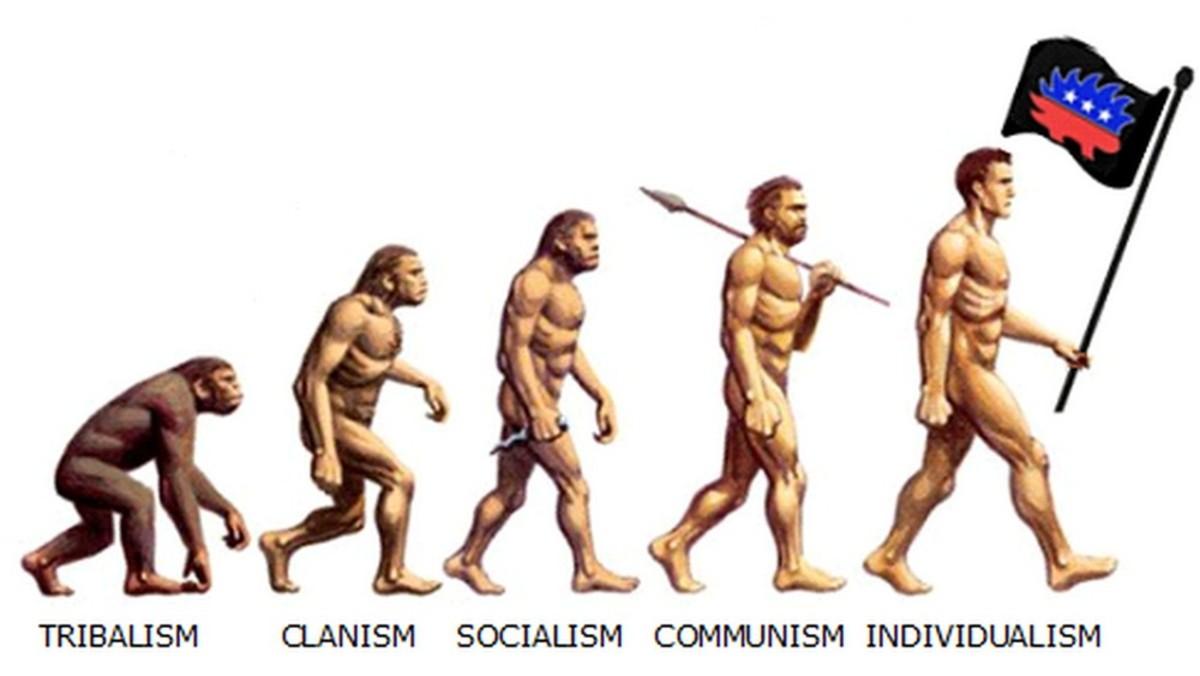 Libertarian Queryin': Is Evolution Evolving Exponentially?