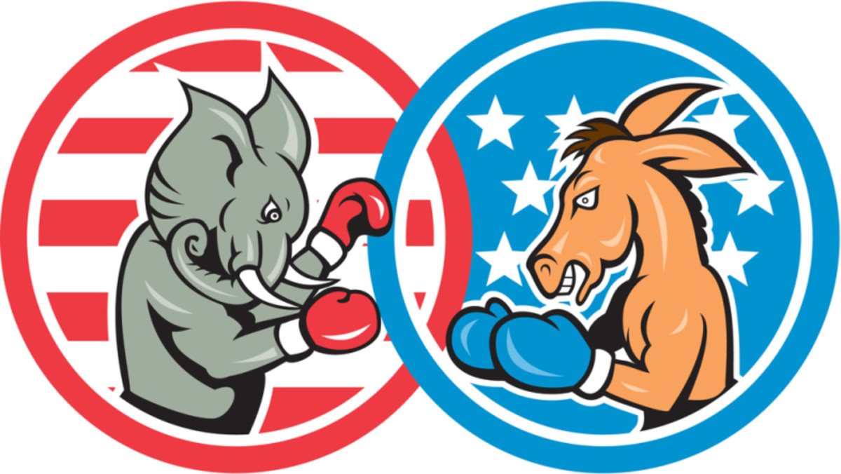Aren't we all tired of Republicans vs. Democrats?