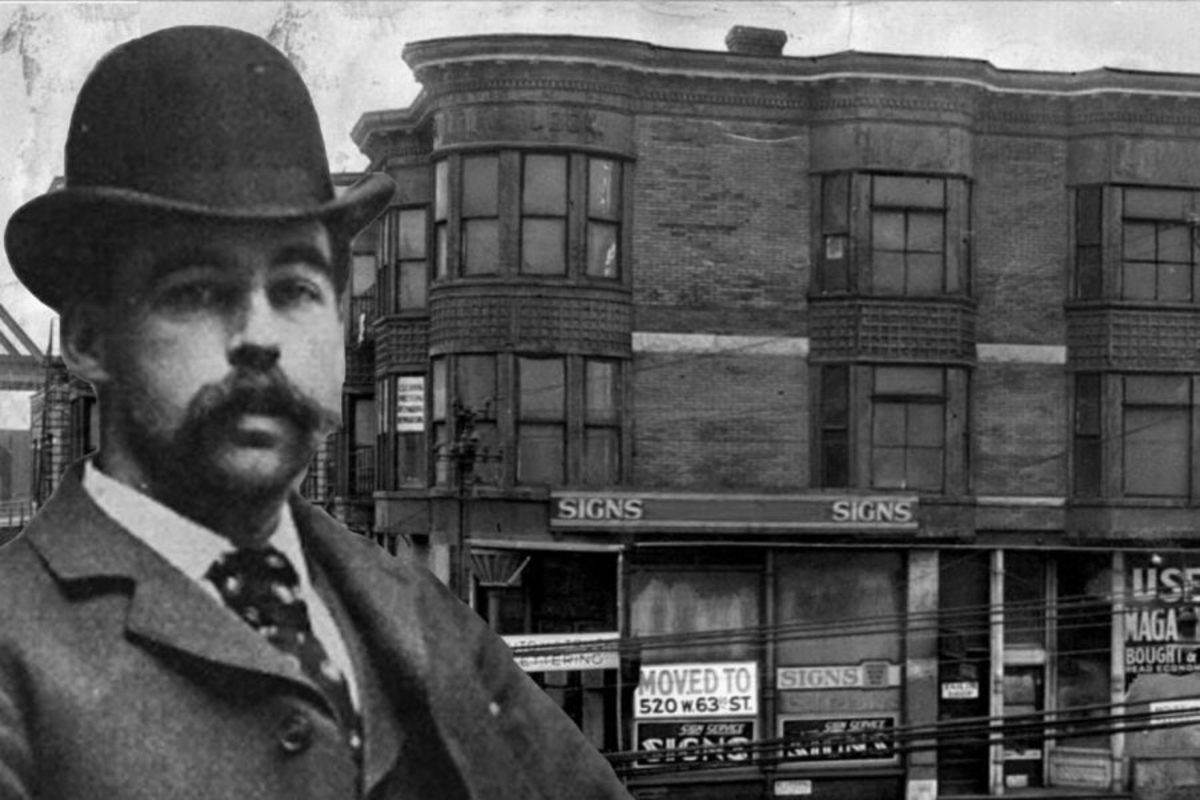 5 Strange Facts About HH Holmes, America's First Serial Killer