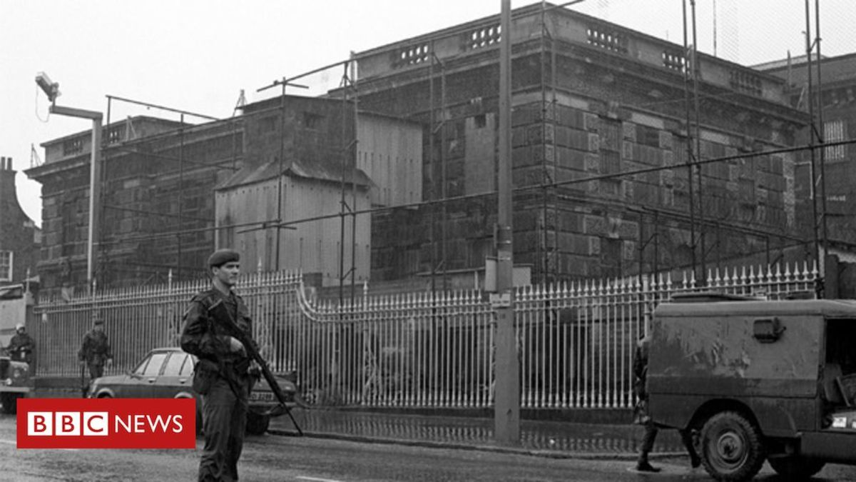 Escape From Crumlin Road Gaol