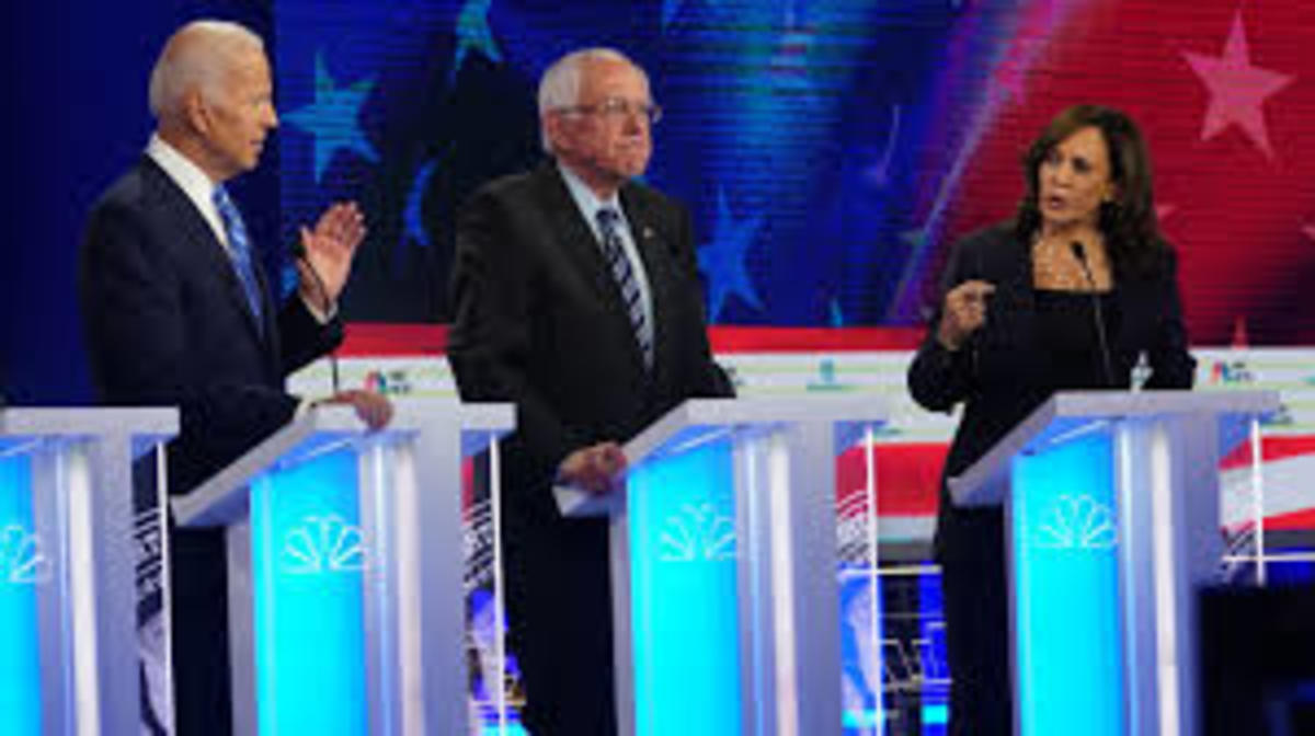 Democratic Dream Team 2020: Elizabeth Warren and Kamala Harris
