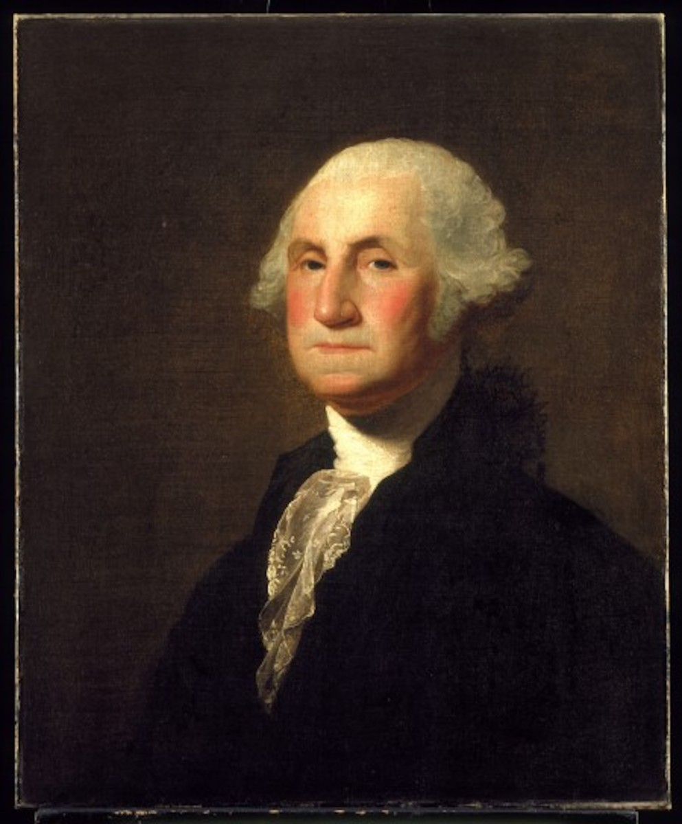 George Washington, First President of the USA