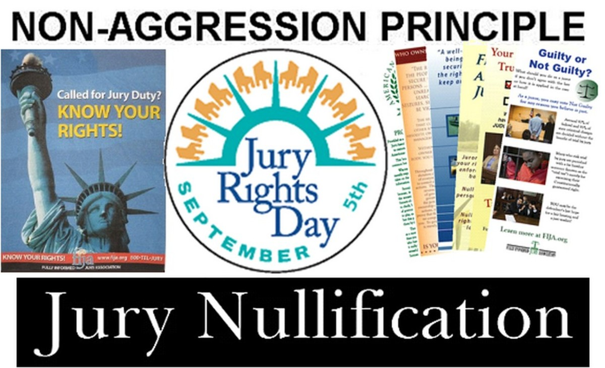 Jury Rights: Nullification and Abolition of Victimless Crime Laws