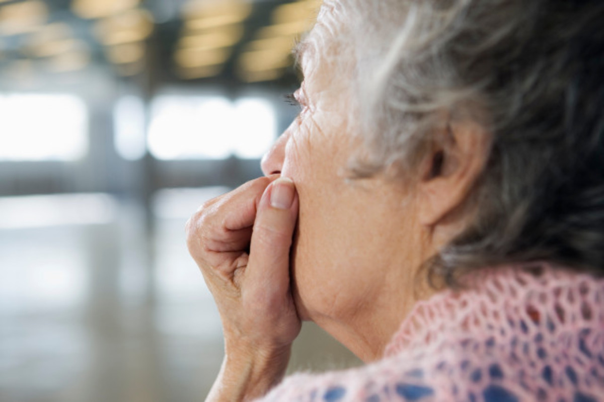 Nearly one in six seniors in America faces the constant threat of hunger