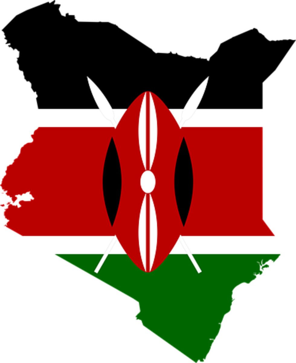 The First Four Presidents of Kenya