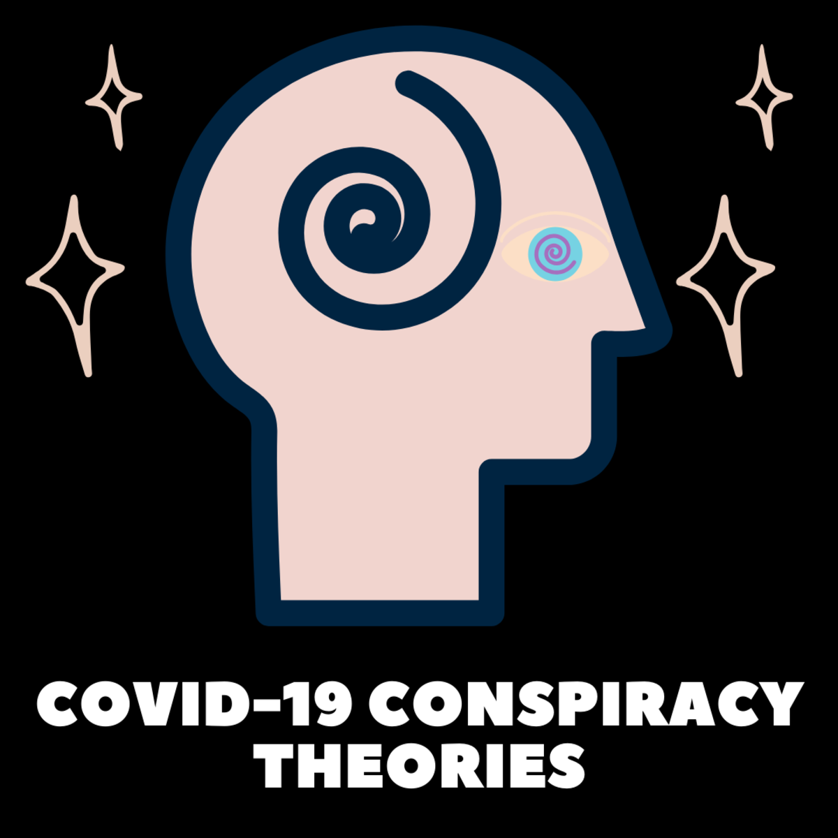 These preposterous conspiracies are truly ridiculous, but they sure are fun to read about.