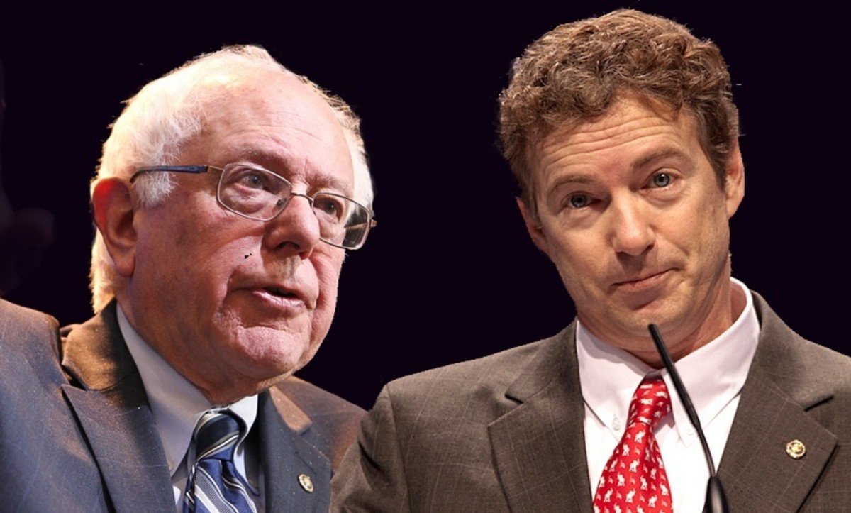 Sanders Is One of Few Who Fought for Lost Right to Jury Trial