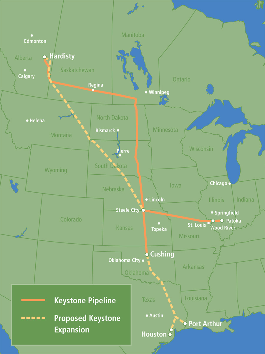 The Keystone XL Pipeline: Facts and Fairytales | Soapboxie