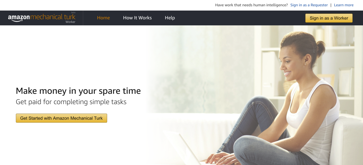 How to Make Money Online With Amazon Mechanical Turk