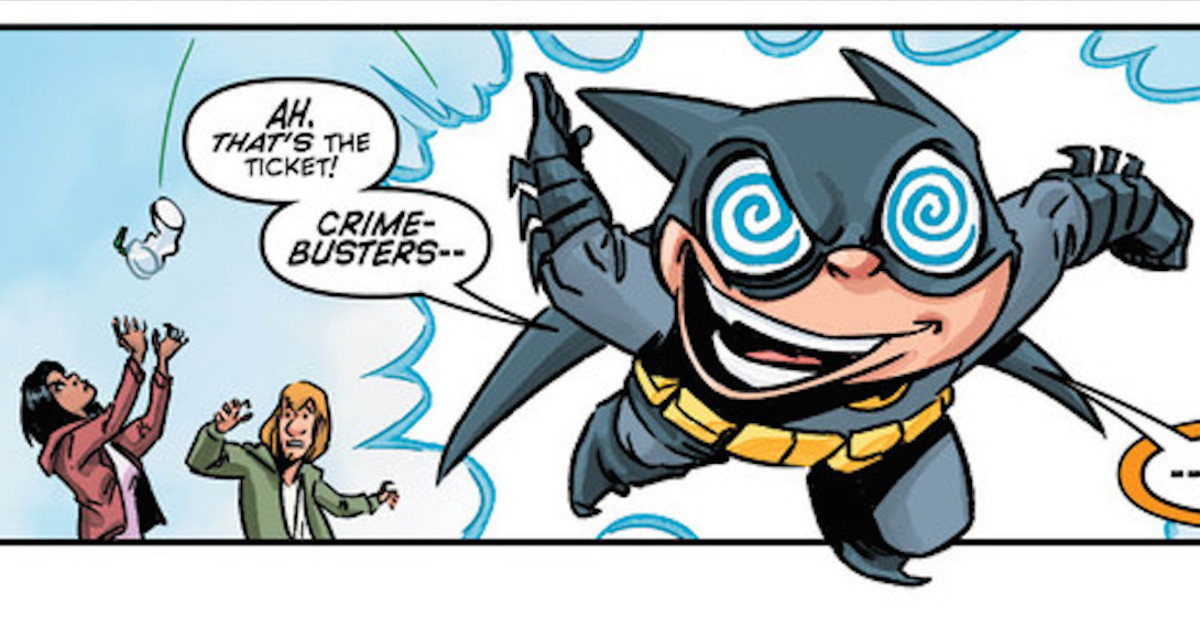 Bat-Mite - Batman's Personal Mr. Mxyzptlk
