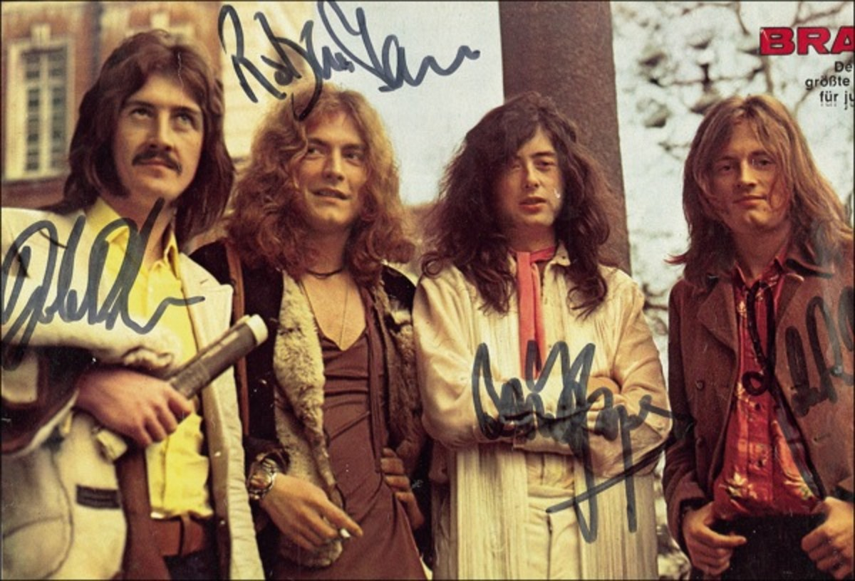 Did Led Zeppelin Steal Music From Other Artists?