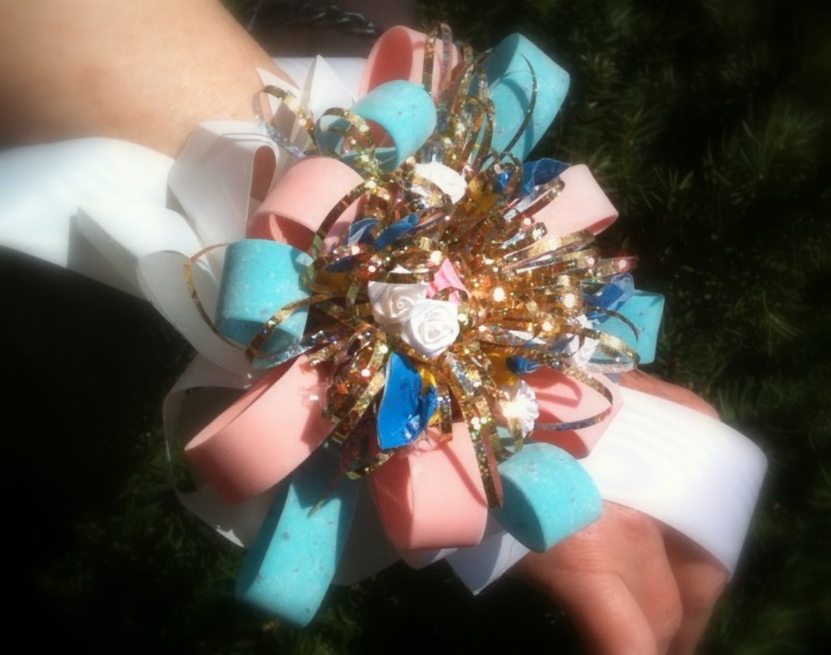 Candy Birthday Corsages:  A Vintage Tradition Poised for a Comeback?
