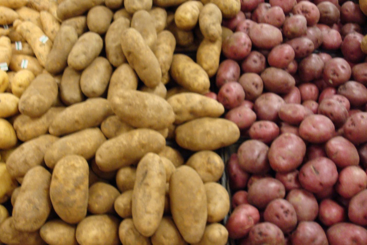 Are White Potatoes Considered Part of a Healthy Diet