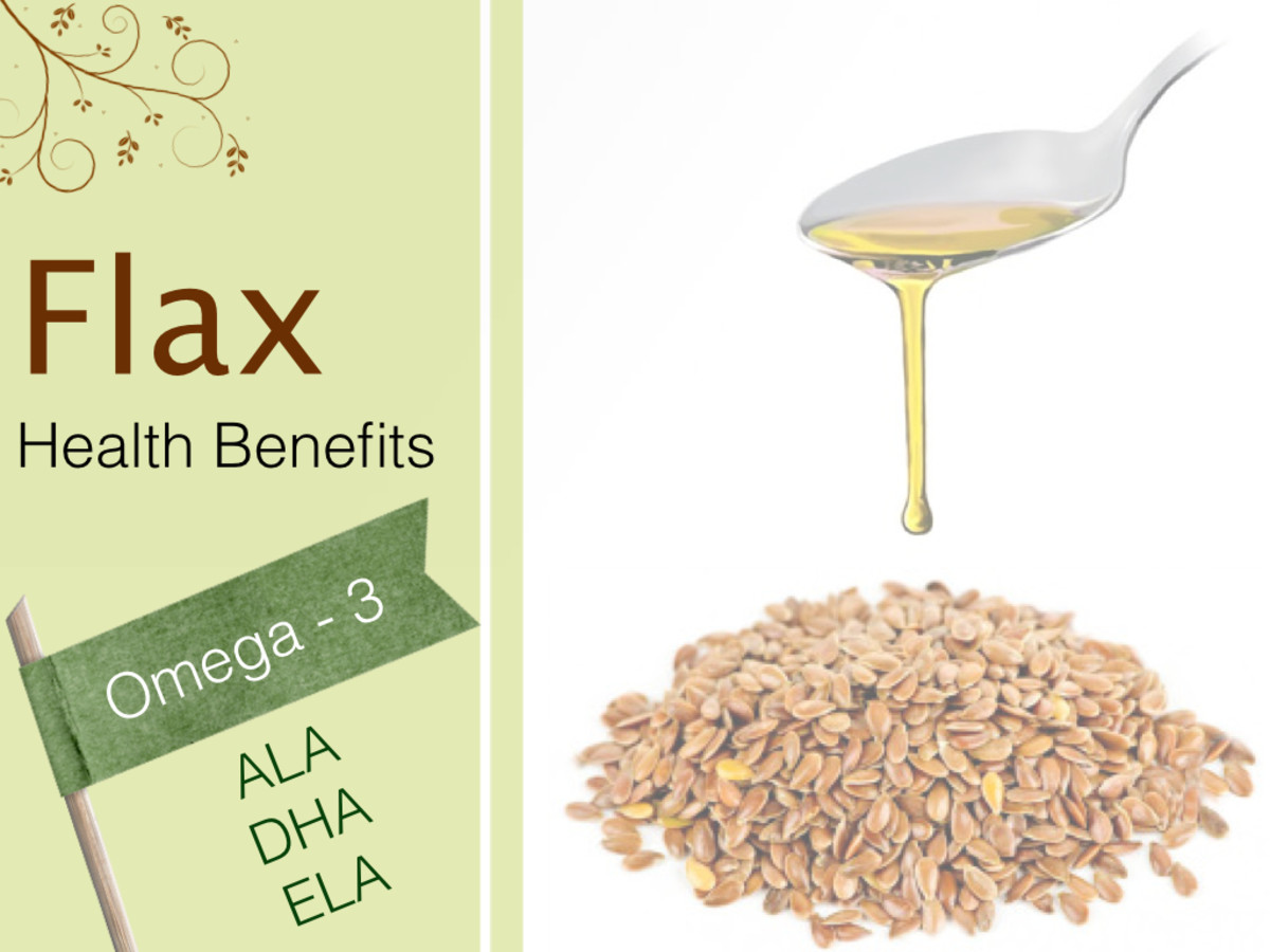 What is Flax Seed Oil For? Flaxseed Health Benefits