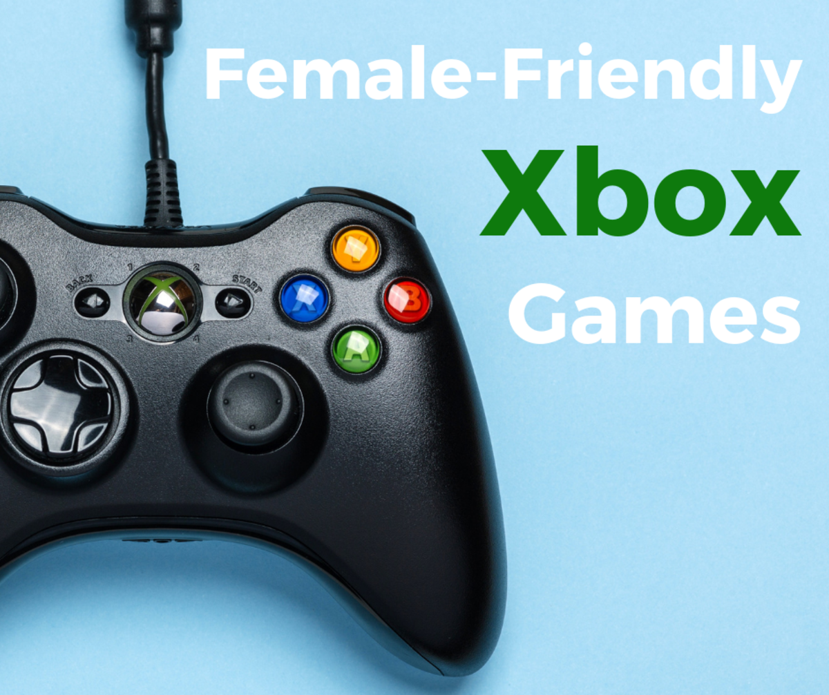 Xbox 360 and Kinect Games for Girls and Women