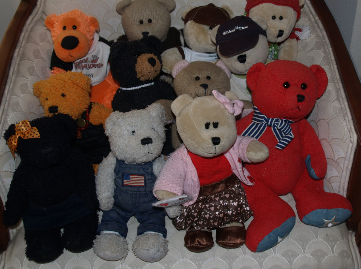 History of the Teddy Bear — Roosevelt, Steiff, and Vermont