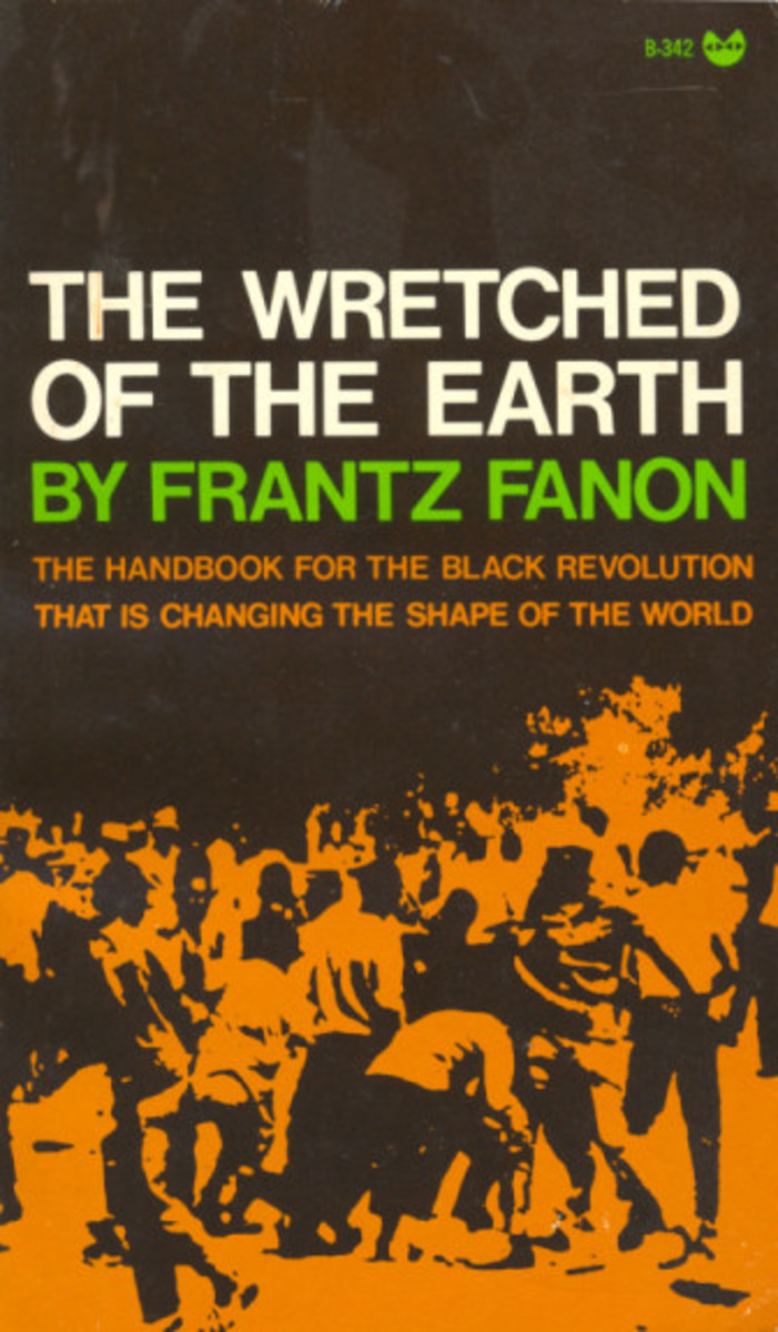 an analysis of fanons the wretched of the earth The wretched of the earth or les damnés de la terre is written by frantz fanon during the algerian struggle for independence from colonial rule as a psychiatrist.
