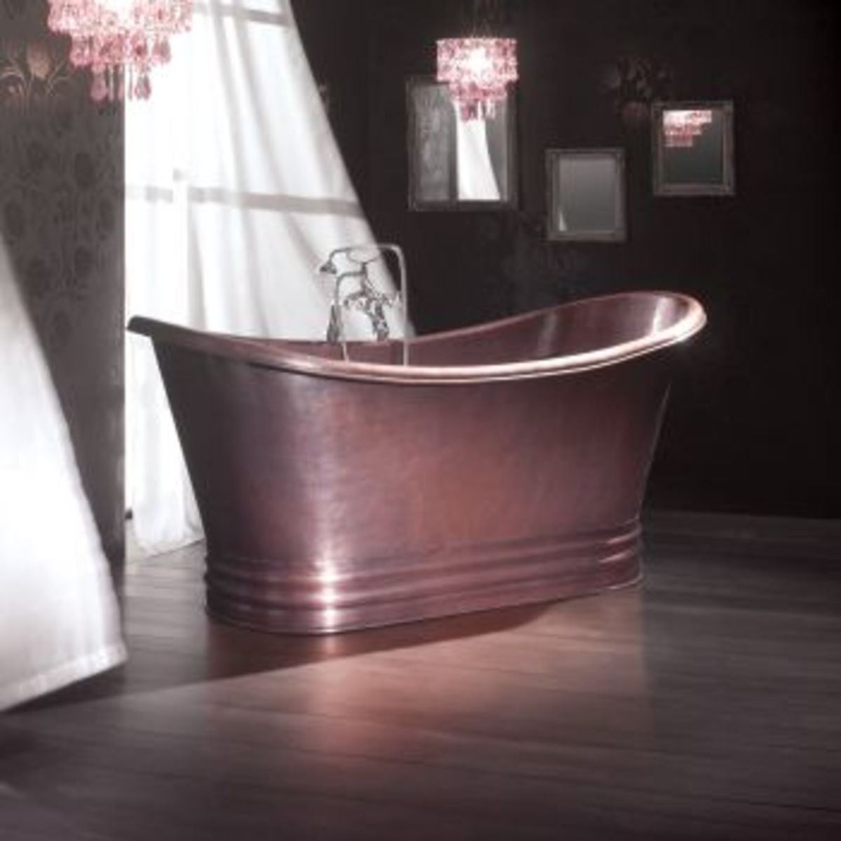 How to Clean and Maintain Your Copper Bath