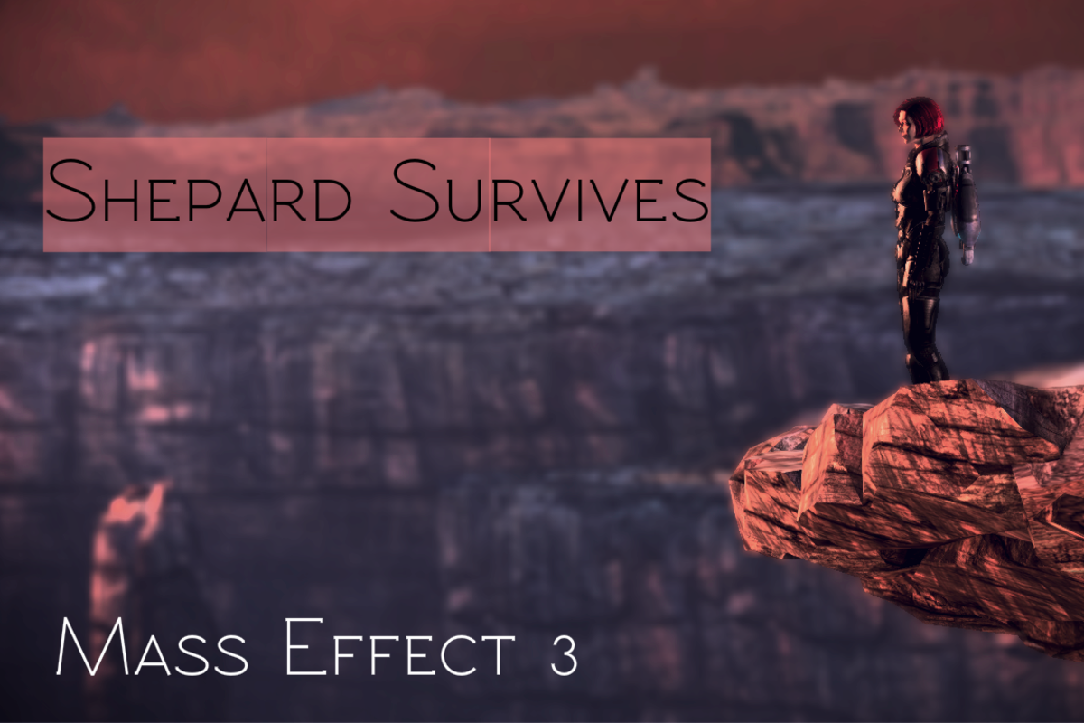Get the Perfect Ending (Shepard Lives) in Mass Effect 3