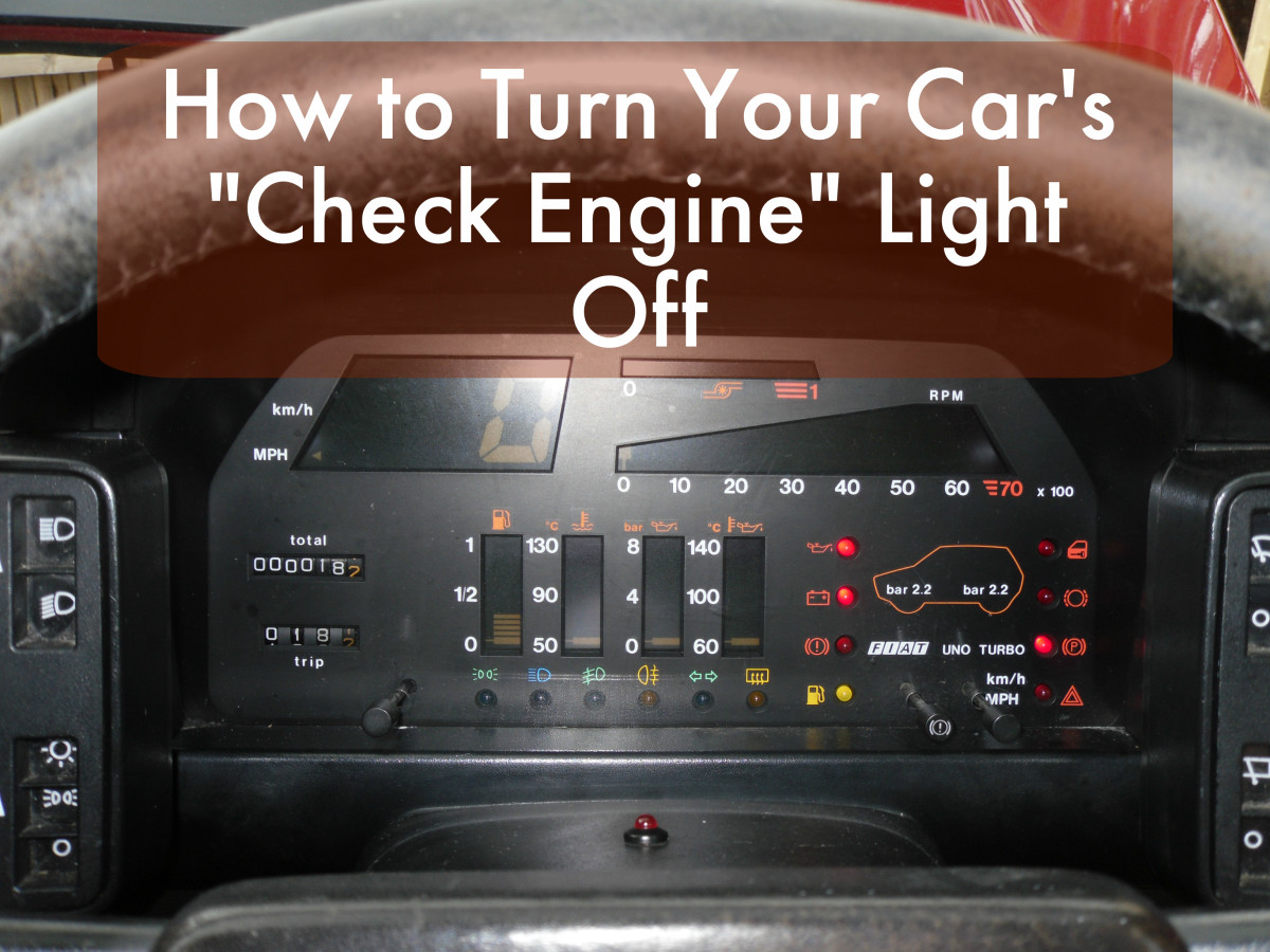 How To Get Rid Of The Check Engine Light