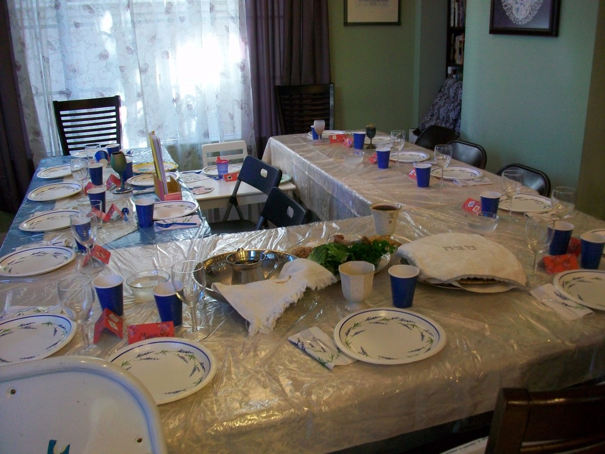 Passover Fun for Everyone: Preparing, Decorating, Seder, and More