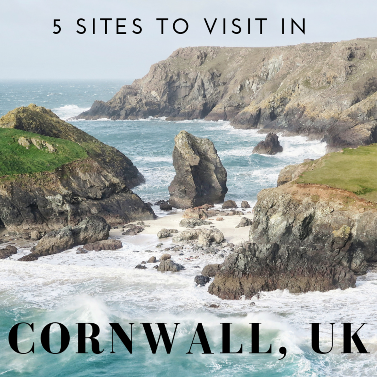 The 5 Best Places to Visit in Cornwall, England