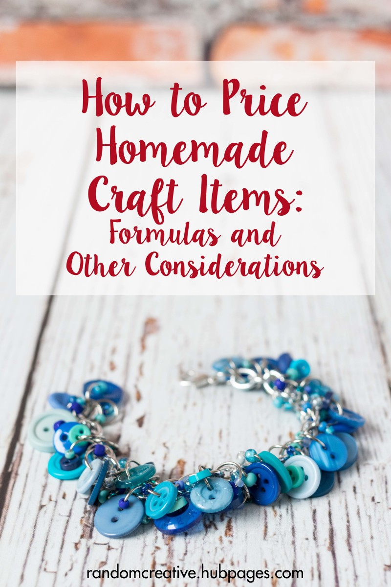 How To Price Homemade Craft Items Formulas And Other Considerations