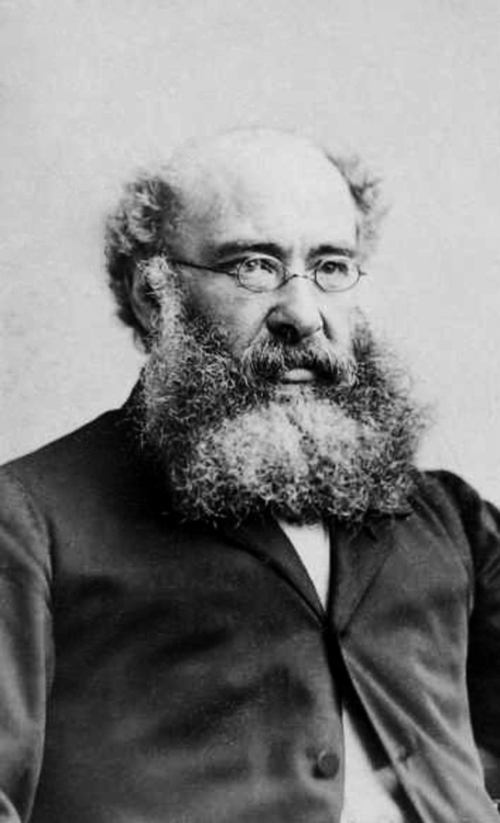 Anthony Trollope: Novels Like Jane Austen's