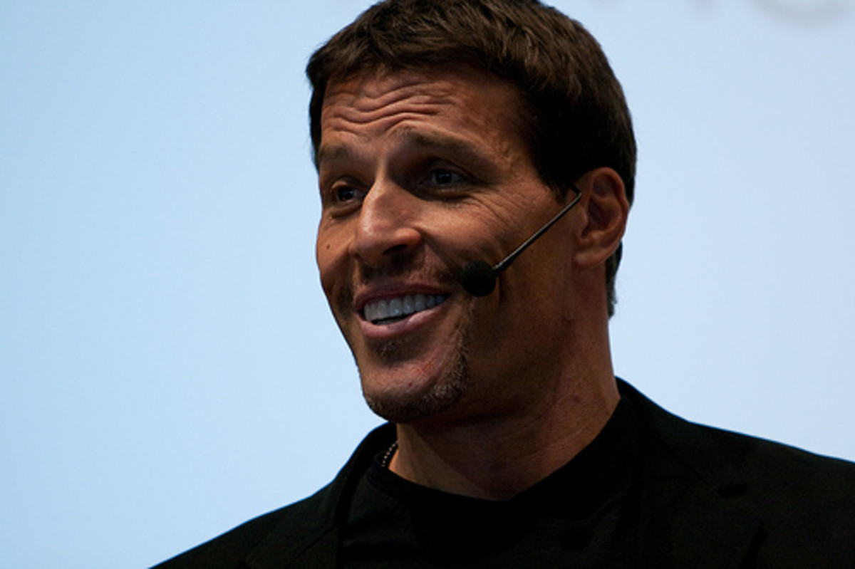 Fire Walk: Walking on Hot Coals With Tony Robbins