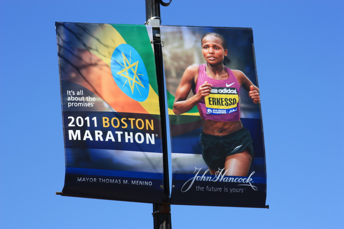Boston Marathon Spectator Guide
