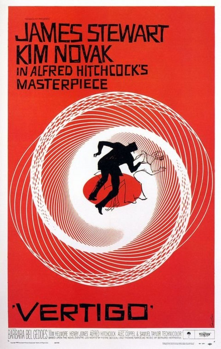 Film Analysis: Vertigo by Alfred Hitchcock