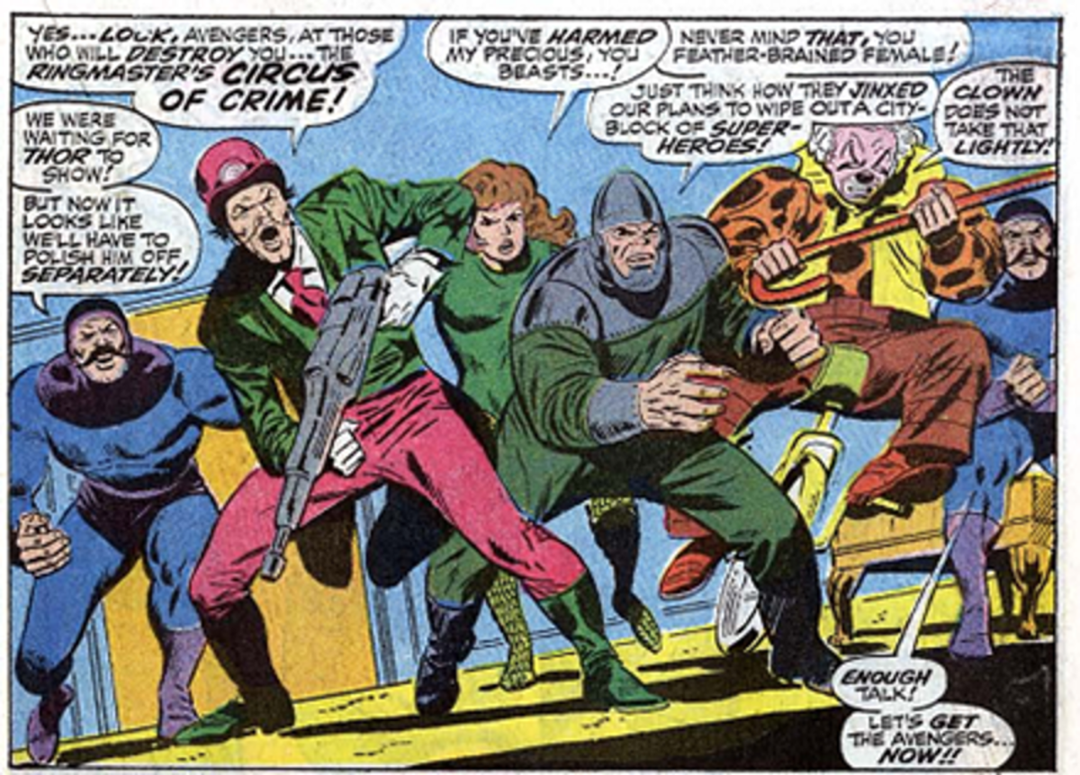 Five Really Lame Marvel Villains