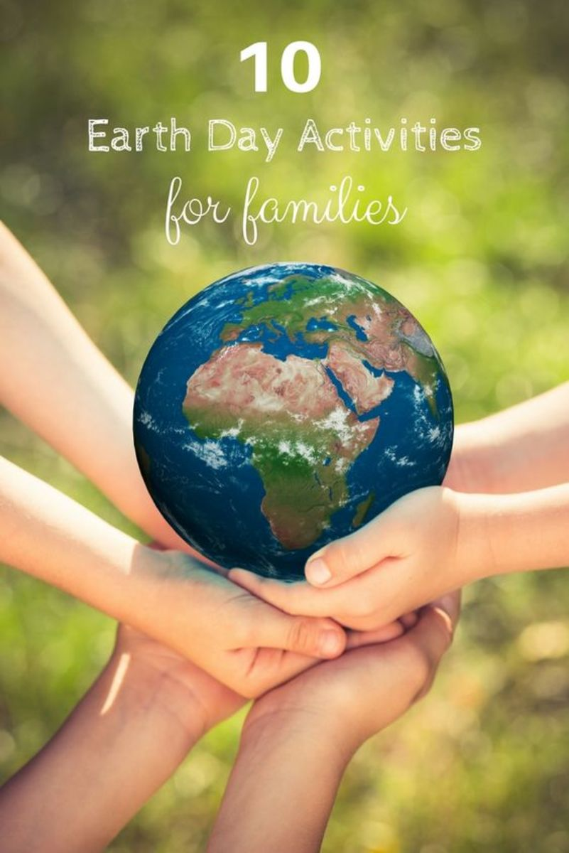 10 Fun Earth Day Activities for Families