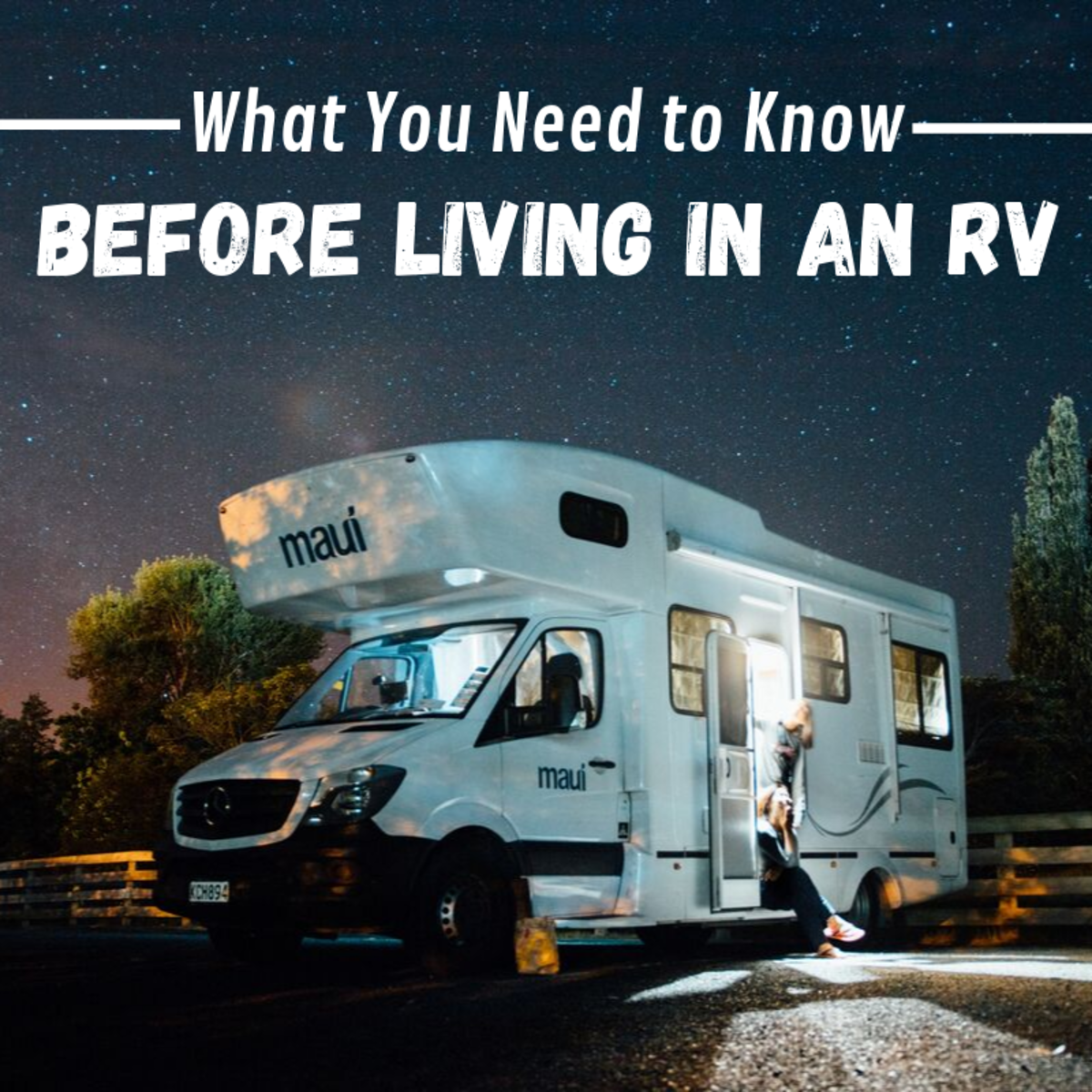 7 Things You Need to Know About Living in an RV