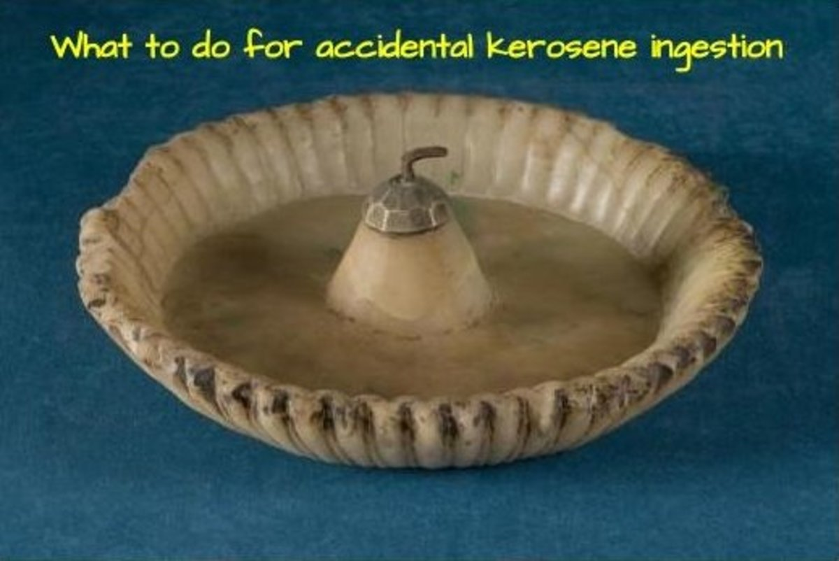What to Do if You Accidentally Drink Kerosene