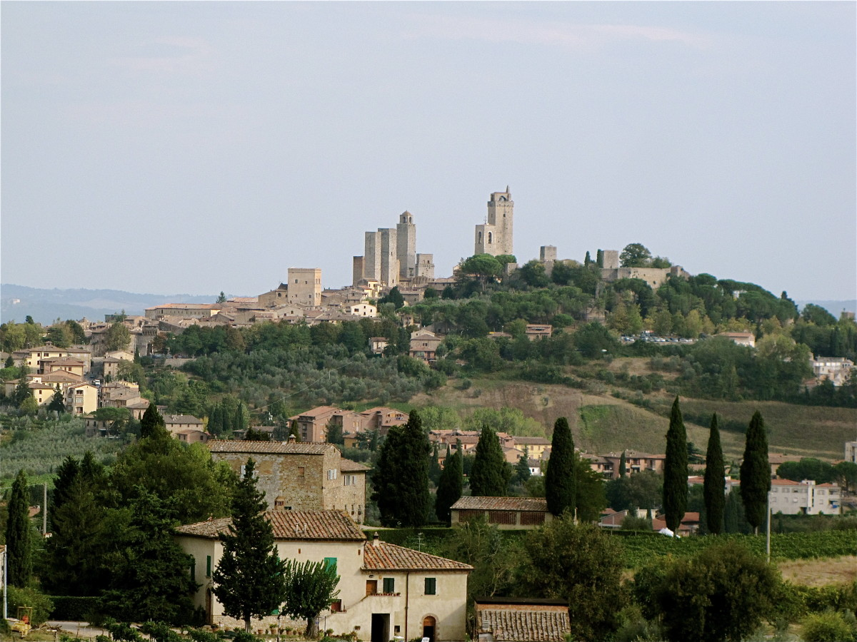 Beautiful San Gimignano