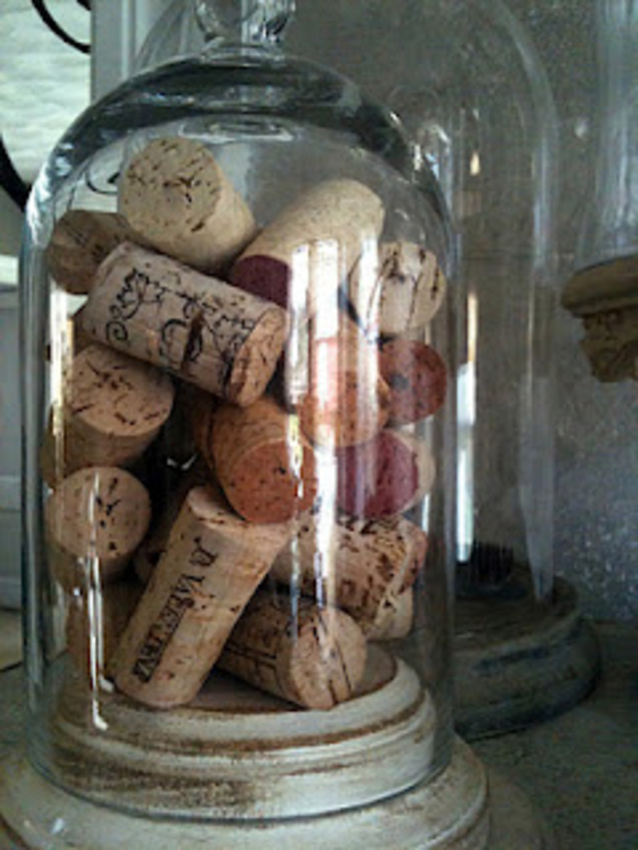 Uses for wine corks crafts home d cor projects garden for Garden design ideas cork