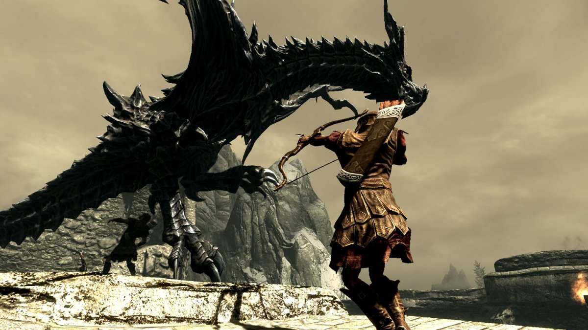Is Skyrim a Role-Playing Game?