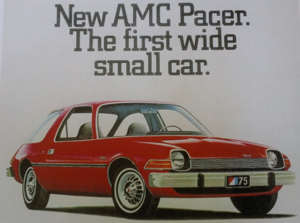 Facts about the AMC Pacer Car