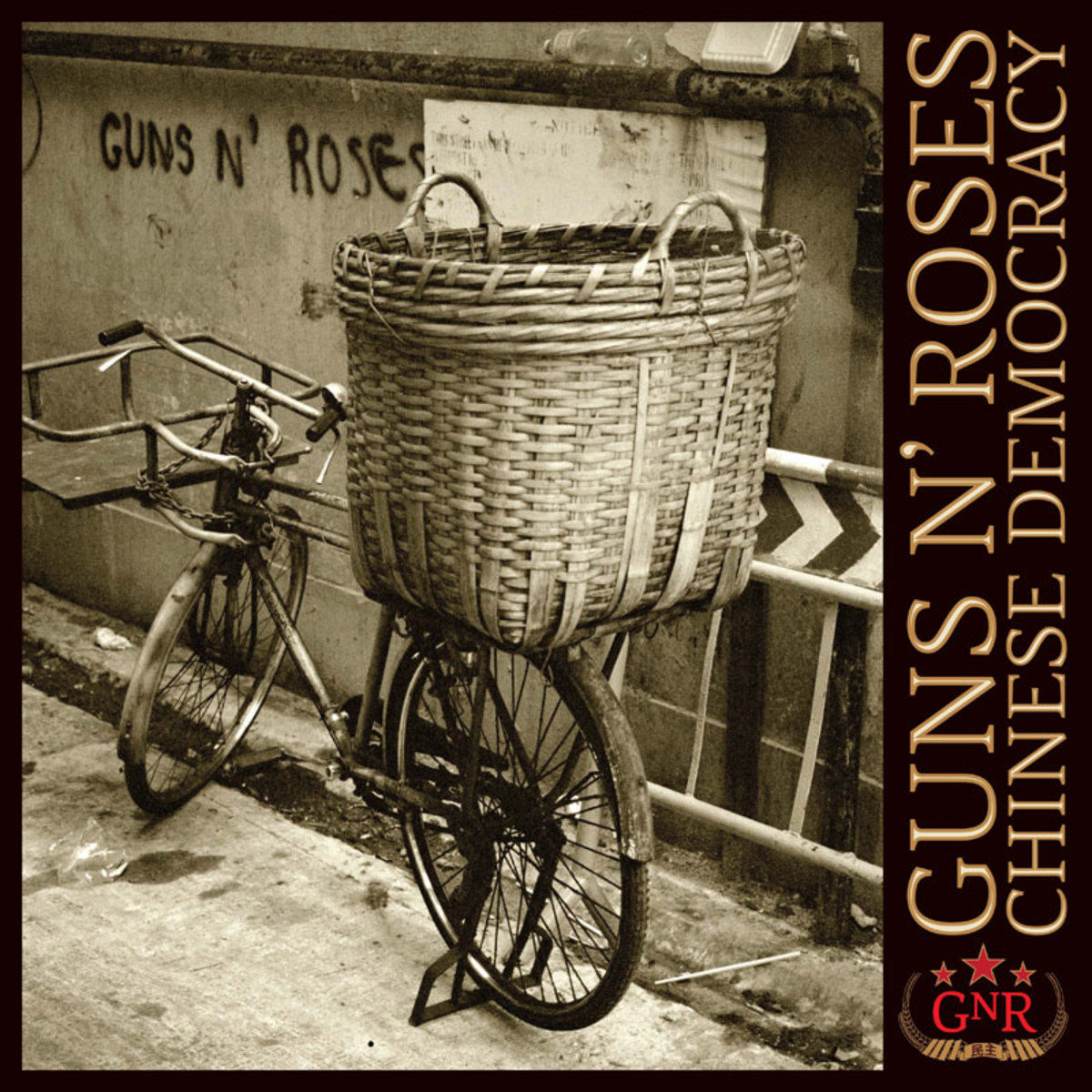 "Guns N' Roses, ""Chinese Democracy"" Album Review"