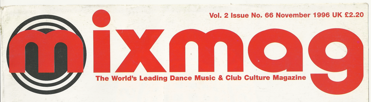 Three Mixmag Stories Featuring Steve Andrews, the Bard of Ely