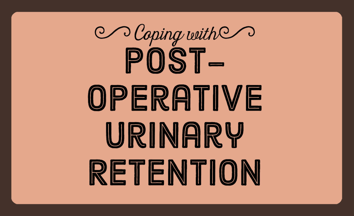 Why Do I Have Urinary Bladder Retention After General Anesthesia?