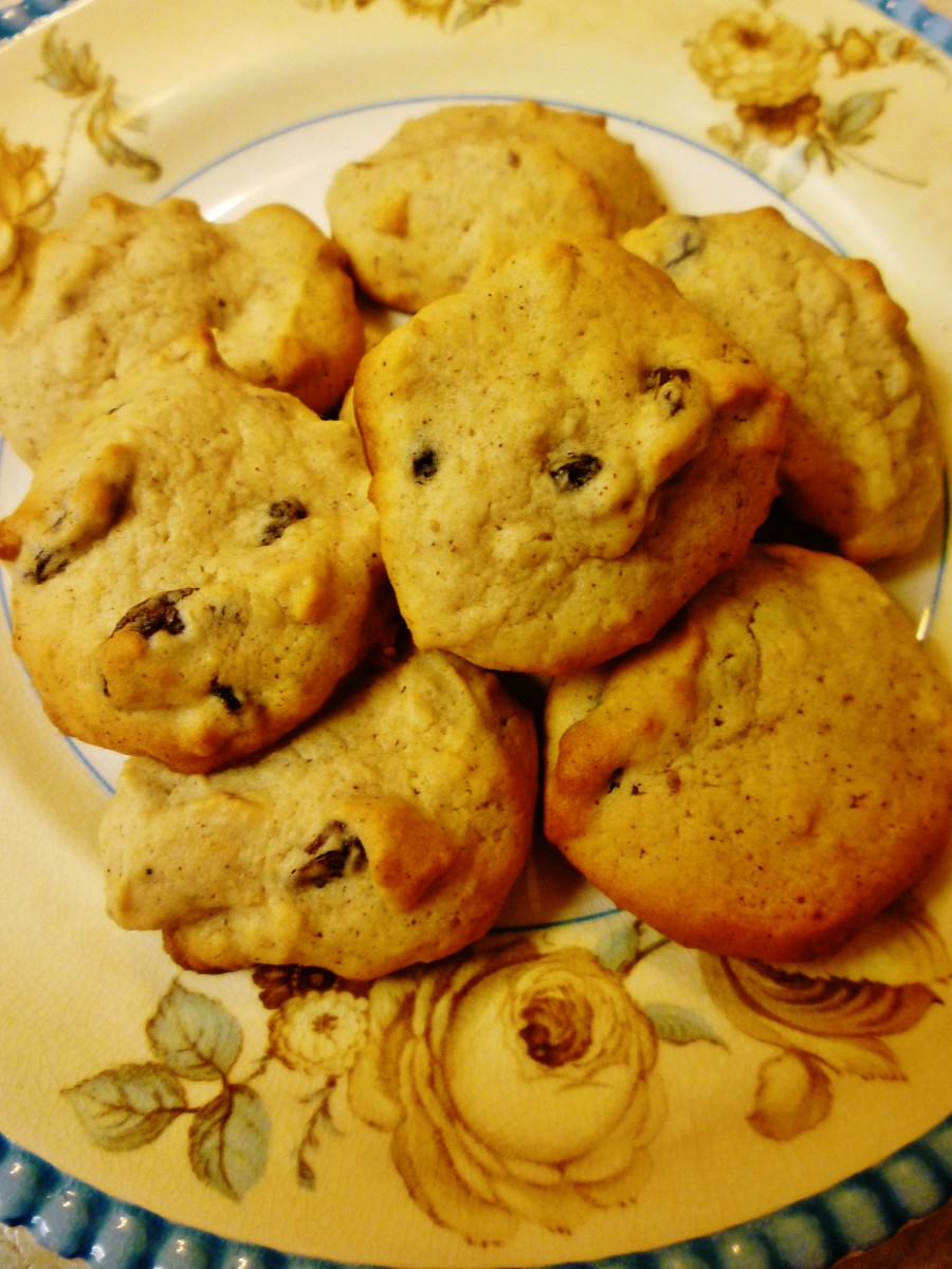 Old fashioned cookie recipes 99